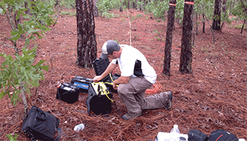 Advanced Geosciences, Inc. Supersting R8 earth resistivity meter
