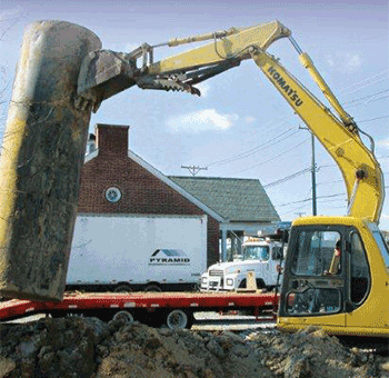 Underground Storage Tank Removal