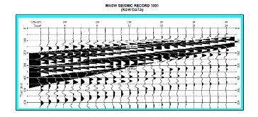 MASW Imaging