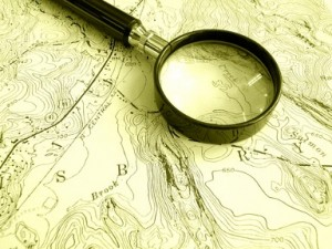 Identifying Substrates in Geologic Mapping
