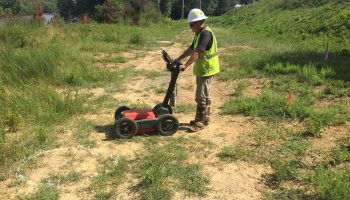 GPR, ground penetrating radar, north carolina GPR